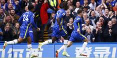 Chelsea bezorgt Krul ook zonder spitsen zeer pijnlijke middag