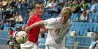 Everton strikt jeugdinternational Baines
