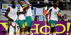Senegal schuift Zimbabwe opzij