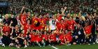 Fernando Torres bezorgt Spanje eindelijk weer EK-zege