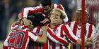 Atletico Madrid buigt 0-2 achterstand om in zege