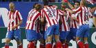 Deportivo en Atletico Madrid pakken de winst