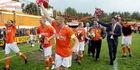 WKE na penalty's Nederlands amateurkampioen