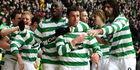 Ook Celtic na zeven speeldagen nog foutloos