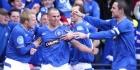 Rangers blijven foutloos, De Graaf speelt gelijk