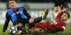 Dirar weer uit A-selectie Club Brugge gezet