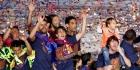 FC Barcelona opent seizoen in Santander