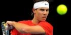 Xavi en Casillas eindigen achter tennisser Nadal