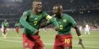 Eto'o helpt Kameroen met twee treffers aan zege