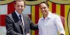 FC Barcelona rondt komst linksback Adriano af