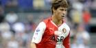 Smolov 'onder de indruk' van Feyenoord-fans