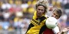 Luijckx onderbreekt wedstrijd voor toiletbezoek