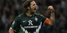 Lappenmand Werder Bremen stroomt leeg