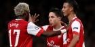 Nasri enkele weken niet in actie voor Arsenal