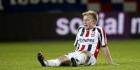 Willem II mist Landgren, Hutten en Levchenko
