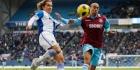 West Ham leent Dyer uit aan Ipswich Town