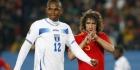 Honduras naar WK, Mexico bibberend naar play-offs