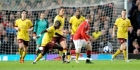 Arsenal krijgt ook FA Cup niet in prijzenkast