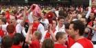 IJsselmeervogels kampioen in Topklasse zaterdag