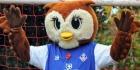 Engelse fan richt agressie op eigen mascotte