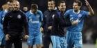 Zenit kwalificeert zich voor Champions League