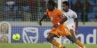 Senegal-Ivoorkust gestaakt, Nigeria op schot