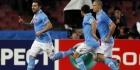 Veerkrachtig Napoli bereikt bekerfinale