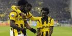 Vitesse en Schalke 04 praten over Annan