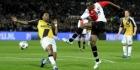 Feyenoord met Cissé in de spits tegen Heracles