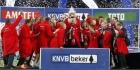 Ajax en PSV op woensdag in KNVB Beker