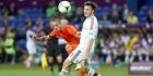 Ook Sneijder haalt schouders op over fitheid