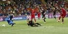 EK-uitschakeling Oranje best bekeken in 2012