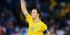 WK-kwalificatie: Zlatan helpt Zweden, Finland gelijk