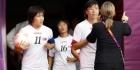 OS: organisatie blundert met vlag Noord-Korea
