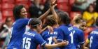 Revanche brengt Frankrijk in halve finales