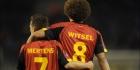 """Witsel: """"We voelen ons niet het beste team ter wereld"""""""