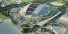 Singapore lokt clubs met hightech stadion