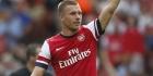 Podolski zet Arsenal op juiste spoor in FA Cup