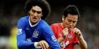 'Everton wijst bod ManU op Fellaini en Baines af'