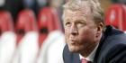McClaren belt met bondscoaches internationals