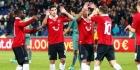 Hannover 96 laat Fürth op randje balanceren