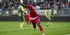 Dure remise Zambia ondanks goal Mulenga
