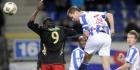 SC Heerenveen heeft moeite met Hollandia