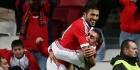 Benfica eenvoudig langs hekkensluiter