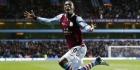 Brutaal Aston Villa pakt verdiend punt op Anfield