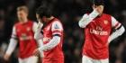 Weer personele problemen voor Arsenal