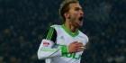 Dost scoort voor Wolfsburg tegen Sankt Gallen