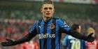 Club Brugge zegeviert overtuigend bij Lokeren