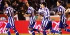 Deportivo zeventiende na nederlaag Zaragoza