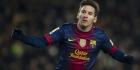 Messi sluit loopbaan niet af bij FC Barcelona